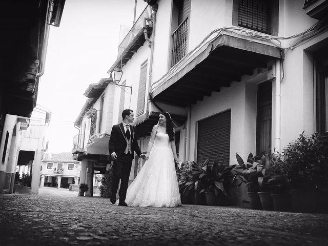 La boda de Jaime y Alicia en Guadalupe, Cáceres 24