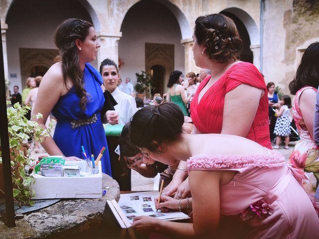 La boda de Jaime y Alicia en Guadalupe, Cáceres 26