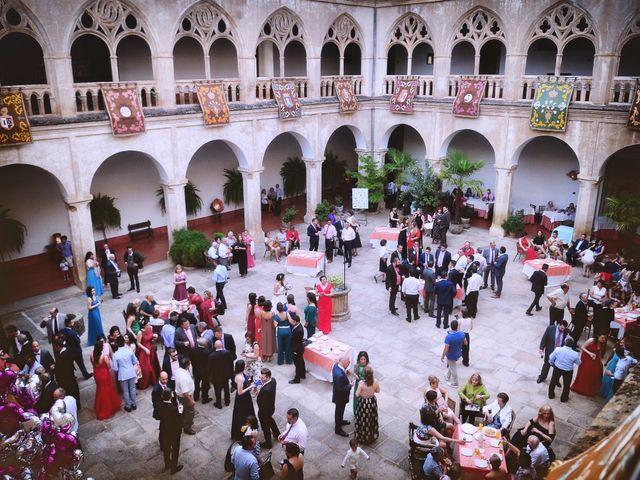 La boda de Jaime y Alicia en Guadalupe, Cáceres 27