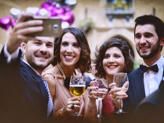 La boda de Jaime y Alicia en Guadalupe, Cáceres 28