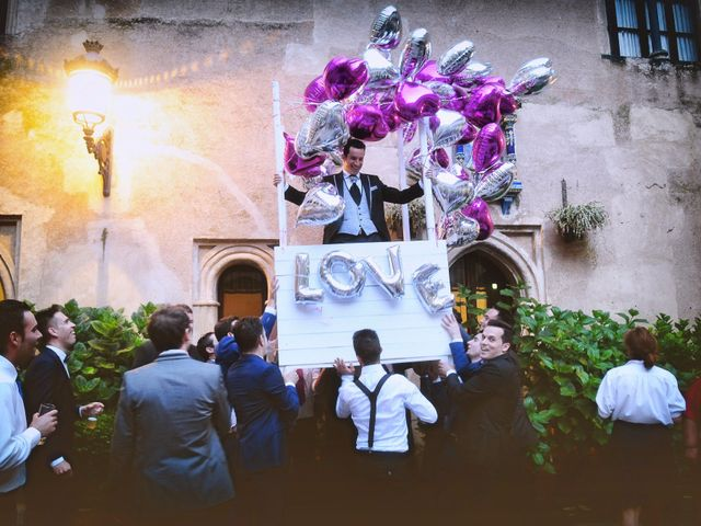 La boda de Jaime y Alicia en Guadalupe, Cáceres 29