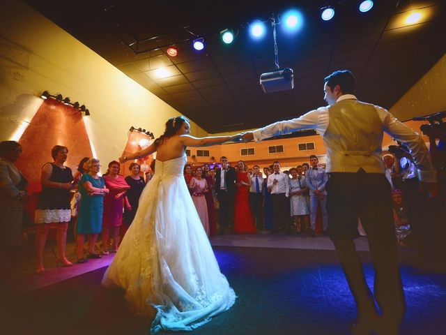 La boda de Jaime y Alicia en Guadalupe, Cáceres 34