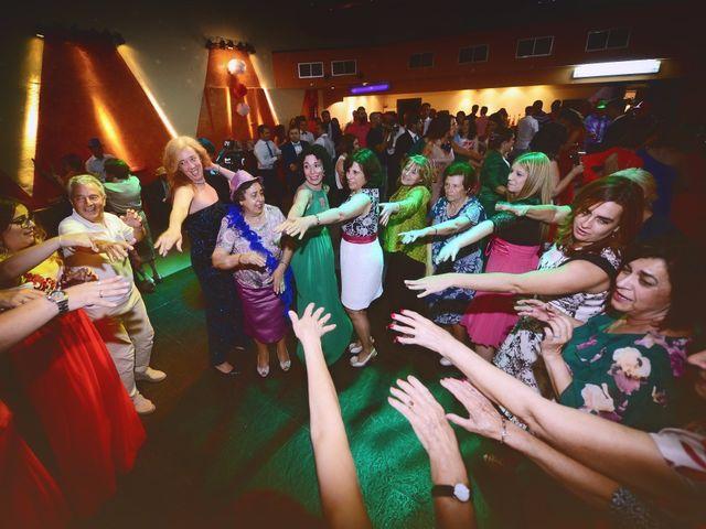 La boda de Jaime y Alicia en Guadalupe, Cáceres 37