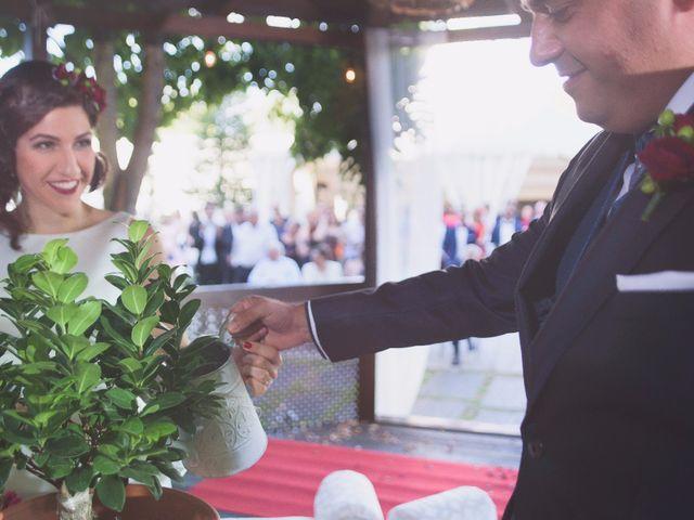 La boda de Jonathan y Lidia en San Roman De Bembibre, León 15