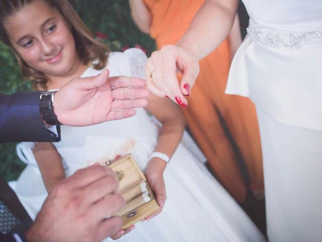La boda de Jonathan y Lidia en San Roman De Bembibre, León 16
