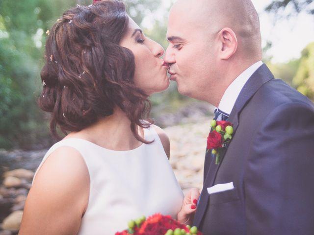 La boda de Jonathan y Lidia en San Roman De Bembibre, León 22
