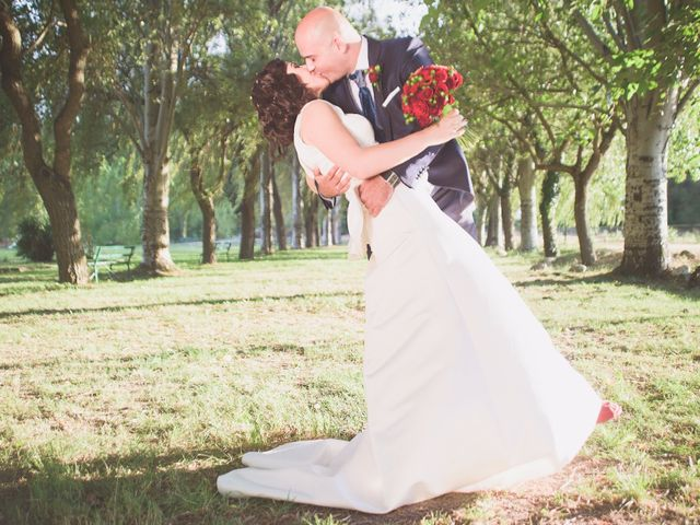 La boda de Lidia y Jonathan