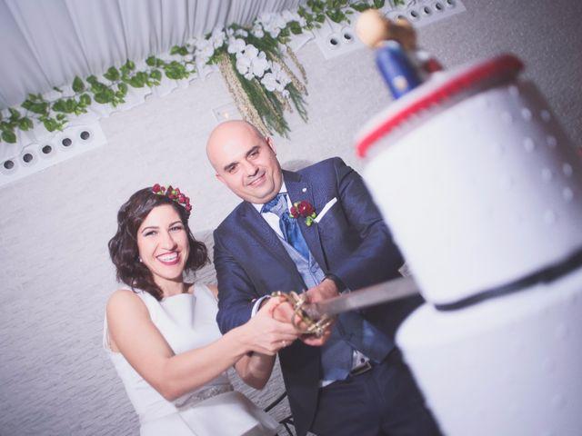 La boda de Jonathan y Lidia en San Roman De Bembibre, León 30