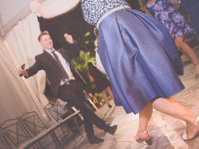 La boda de Jonathan y Lidia en San Roman De Bembibre, León 40