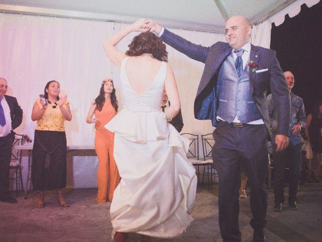 La boda de Jonathan y Lidia en San Roman De Bembibre, León 41