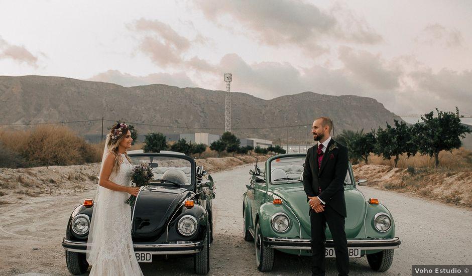 La boda de Saoro y Alexandra en Alacant/alicante, Alicante