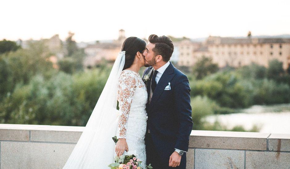 La boda de Alejandro y Judit en Córdoba, Córdoba