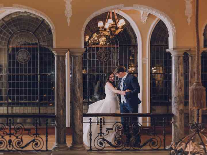 La boda de Laura y Marc