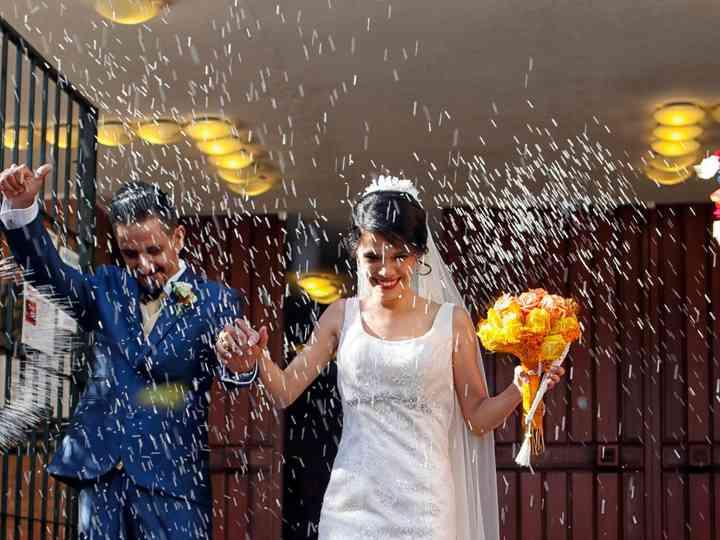 La boda de Tania y Juanma