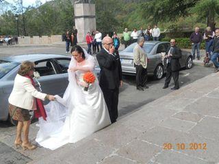 La boda de Adrián y Paula