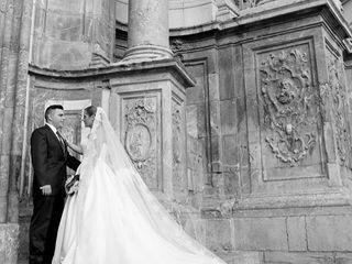 La boda de Tania y Rubén 1