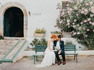 La boda de Vivi y Danny
