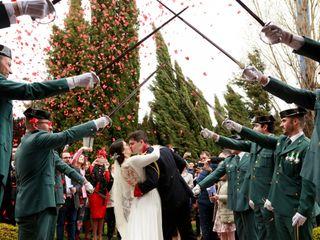 La boda de Elena y Chema