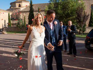 La boda de Joanna y Pepe