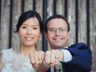 La boda de Lili y Xavier