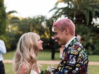 La boda de Sasha y Alex 1