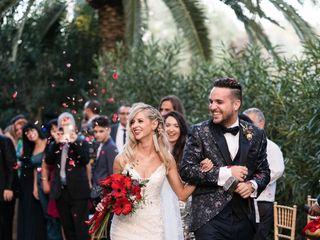 La boda de Sasha y Alex