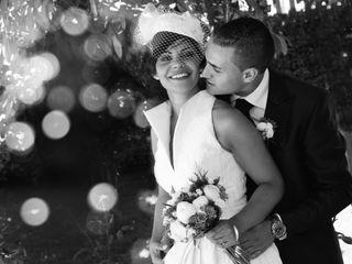 La boda de Patry y Santi