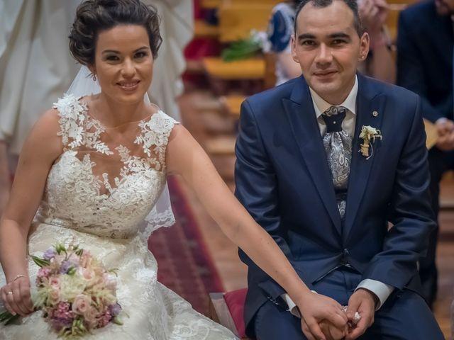 La boda de Ana y Jonathan en Medina Del Campo, Valladolid 1