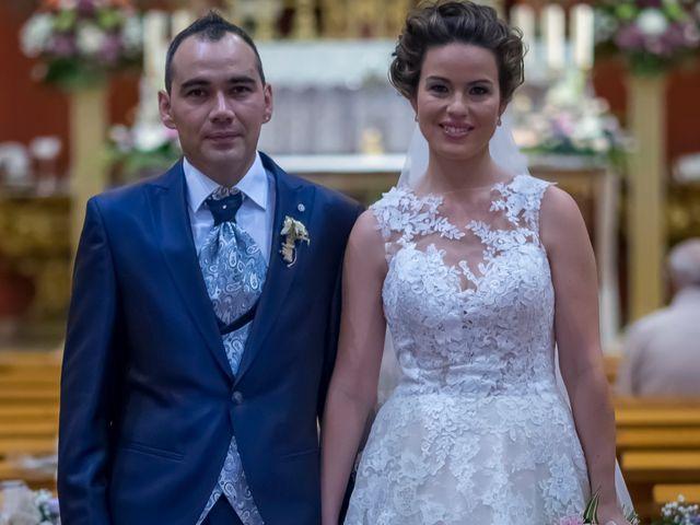 La boda de Ana y Jonathan en Medina Del Campo, Valladolid 2