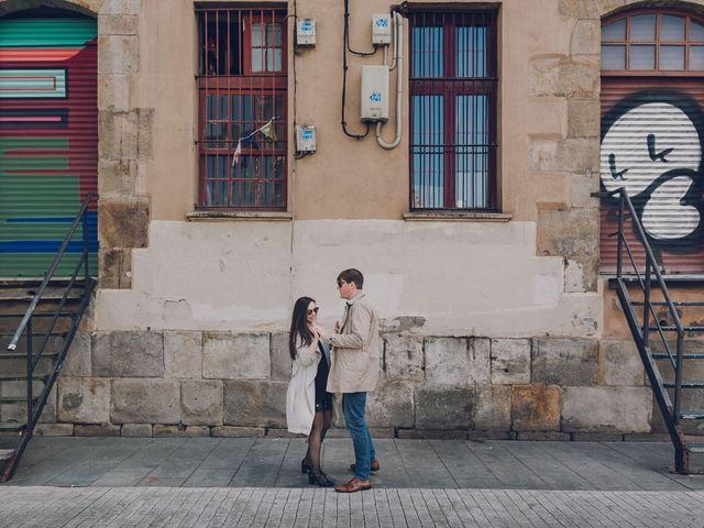 La boda de Marc y Laura en Las Arenas, Vizcaya 1