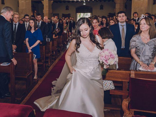 La boda de Marc y Laura en Las Arenas, Vizcaya 34