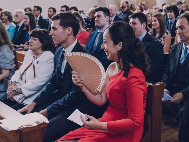 La boda de Marc y Laura en Las Arenas, Vizcaya 40