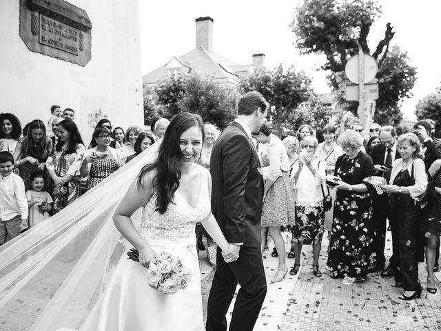 La boda de Marc y Laura en Las Arenas, Vizcaya 53