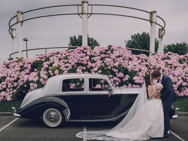 La boda de Marc y Laura en Las Arenas, Vizcaya 61