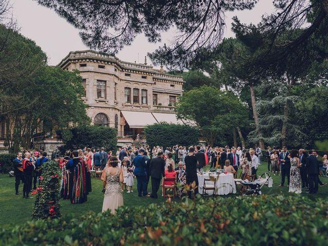 La boda de Marc y Laura en Getxo, Vizcaya 71