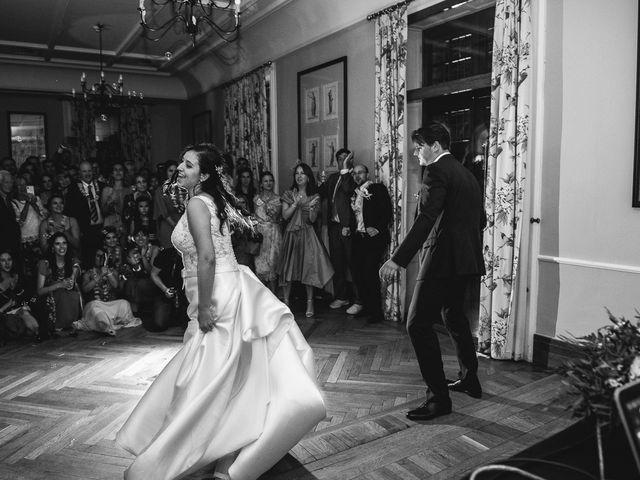 La boda de Marc y Laura en Las Arenas, Vizcaya 107