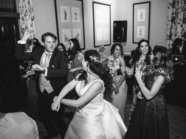 La boda de Marc y Laura en Las Arenas, Vizcaya 108
