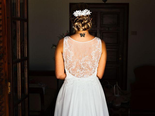 La boda de Ayose y Beatriz en La Orotava, Santa Cruz de Tenerife 1