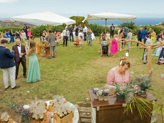 La boda de Ayose y Beatriz en La Orotava, Santa Cruz de Tenerife 10