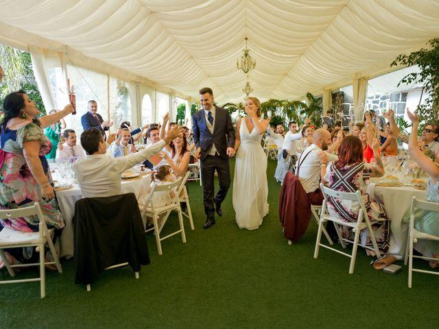 La boda de Ayose y Beatriz en La Orotava, Santa Cruz de Tenerife 11