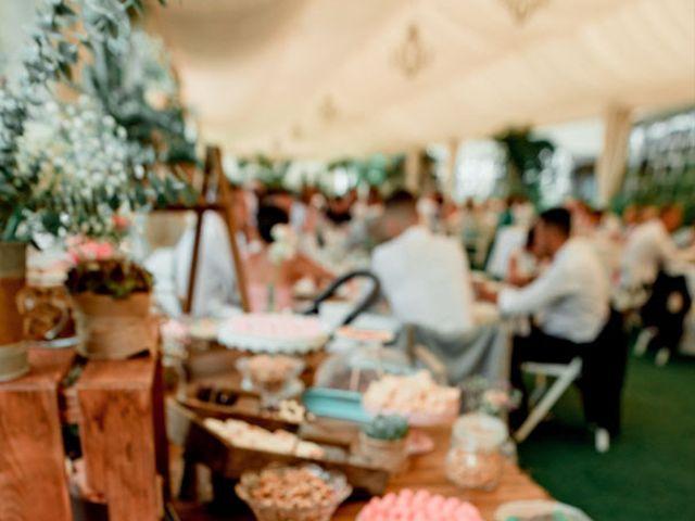 La boda de Ayose y Beatriz en La Orotava, Santa Cruz de Tenerife 12