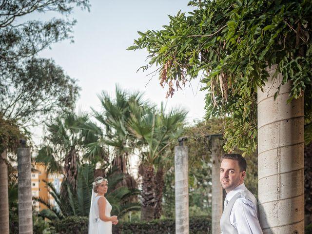 La boda de Daniel y Noelia en Málaga, Málaga 8