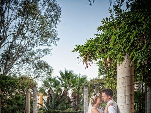 La boda de Daniel y Noelia en Málaga, Málaga 10