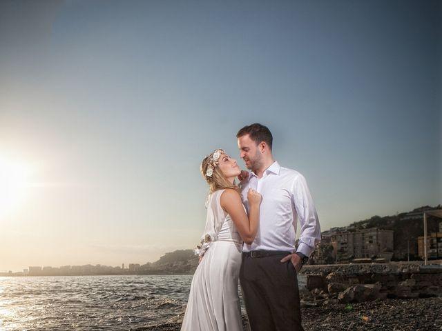 La boda de Daniel y Noelia en Málaga, Málaga 17