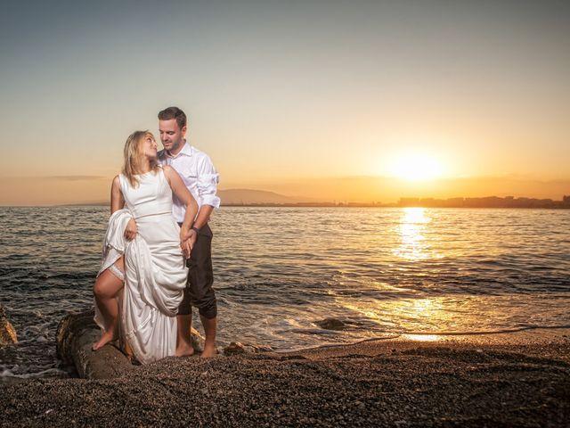 La boda de Daniel y Noelia en Málaga, Málaga 31