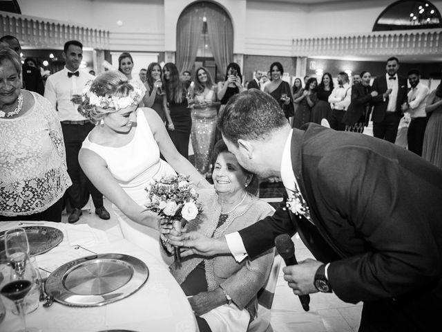 La boda de Daniel y Noelia en Málaga, Málaga 43