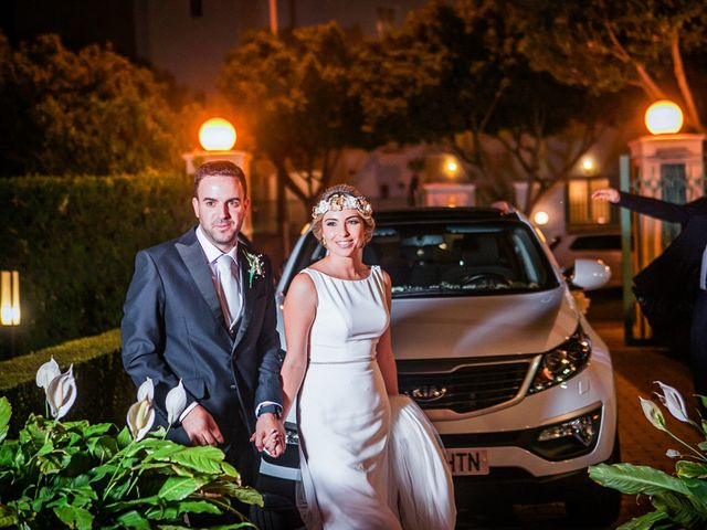 La boda de Daniel y Noelia en Málaga, Málaga 54
