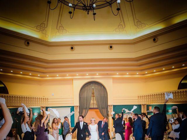 La boda de Daniel y Noelia en Málaga, Málaga 59