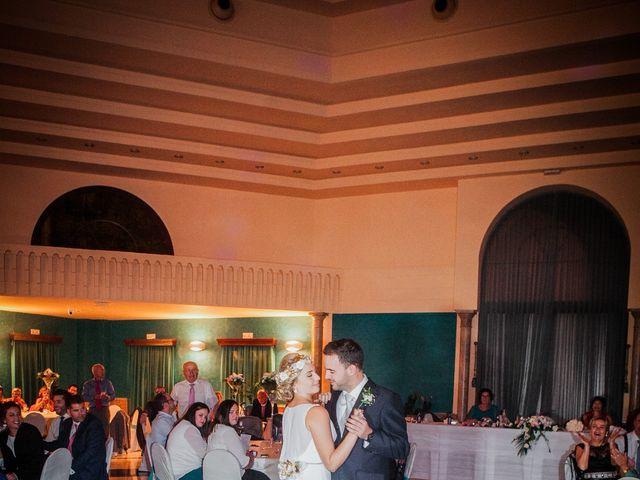 La boda de Daniel y Noelia en Málaga, Málaga 61