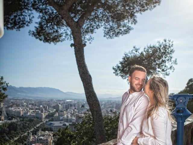 La boda de Daniel y Noelia en Málaga, Málaga 63